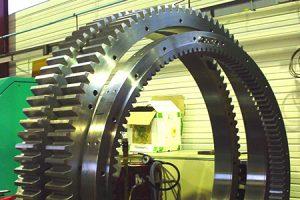 Fabrication et réparation de pièces de transmission pour cimenterie